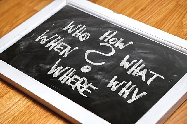 questions Immagine ex Pixabay